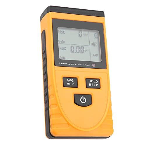 Strahlungstester, GM3120 Professioneller Digitaler Elektromagnetischer Strahlungsdetektor, Datenverriegelungs EMF Tester mit Ton Lichtalarm