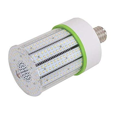 100W LED Corn Light Bulb, Large Mogul Base E39 LED Bulb 12000LM 5000K Daylight, Replacement 300-400w Metal Halide HID HPS Light Bulb for Industrial Commercial Workshop Garage Warehouse High Bay Light
