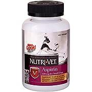 Nutri-Vet K9 Dog Aspirin for Small Dogs 100ct