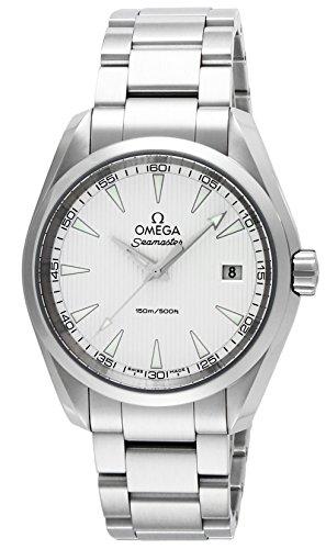 Omega Seamaster Aqua Terra 231.10.39.60.02.001Stahl Quarz Herren-Armbanduhr