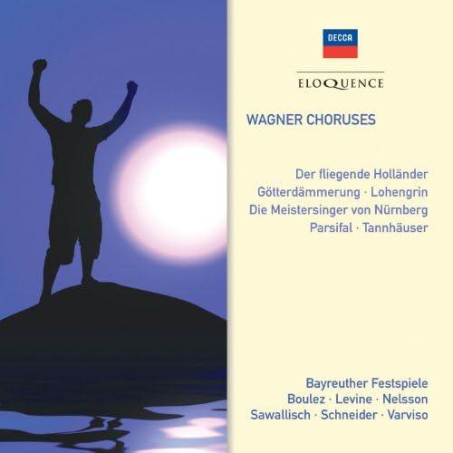 Chor der Bayreuther Festspiele, Orchester der Bayreuther Festspiele, Woldemar Nelsson, Peter Schneider, Wolfgang Sawallisch, Silvio Varviso, Pierre Boulez & James Levine
