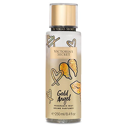 Victoria's Secret New! Showtime Fragrance Mist GOLD ANGEL 250ml