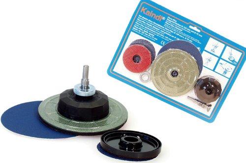 Kaindl Flexo-Plan Schleifteller D125 und 75mm
