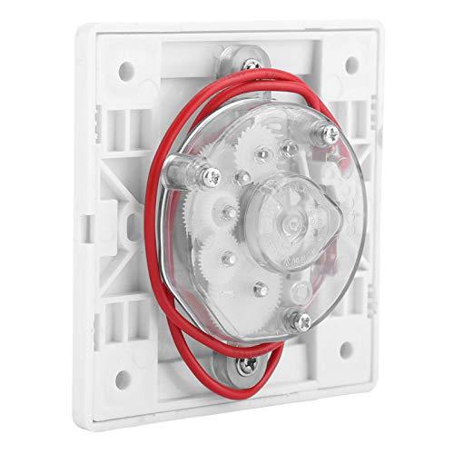 86 Tipo Mecánico Cuenta Regresiva Off Socket Conservante Material Duradero Mano de Obra estándar para el hogar