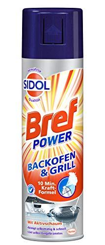 Sidol Backofen & Grill Reiniger, 500 ml
