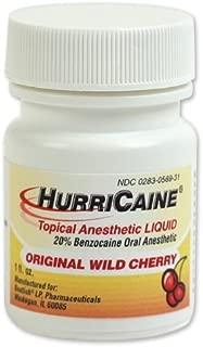 HURRICAINE LIQUID WILD CHERRY 1 OZ