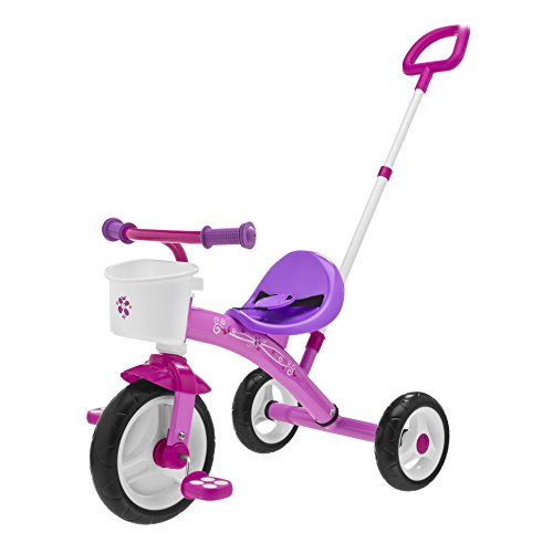 Chicco- Triciclo 2 en 1, Color Rosa (Artsana Spain 00007412100000)