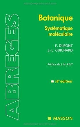 Botanique : Systématique moléculaire
