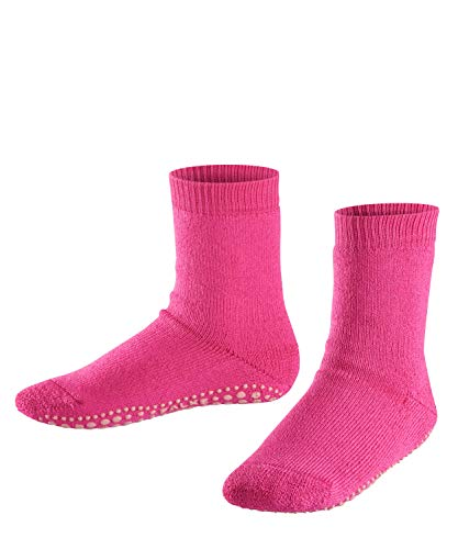 FALKE unisex-Kinder Socken, Catspads K CP-10500, Rosa (Gloss 8550), 27-30