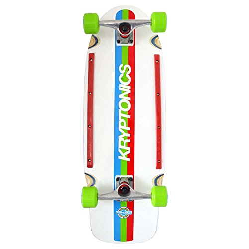 Kryptonics Skateboard Torpedo Serie Retro RGB, SK14160424