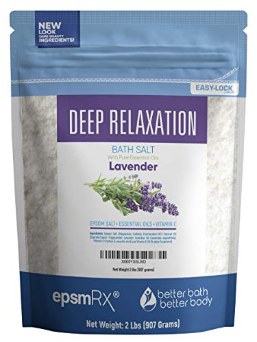 Bathtub Accessories - Deep Relaxation Bath Salt