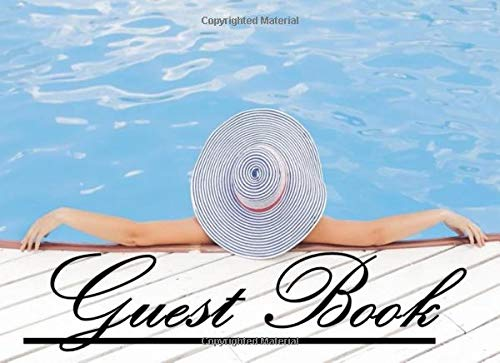 Guest Book: For Airbnb, Vacation Home, Cabin, Rental Property, VRBO, Bed and Breakfast, Cottage, Etc
