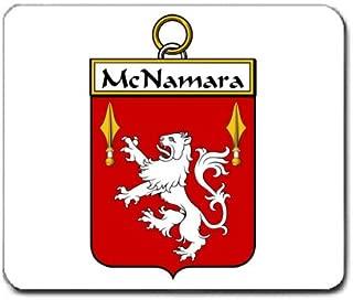 McNamara Family Crest Coat of Arms Mouse Pad
