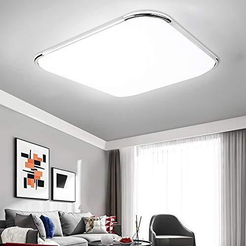 Lueigmo LED Deckenleuchte 36W LED Deckenlampe 4000K Neutralweiß, IP44 Wasserdicht Badlampe, 3240LM Deckenleuchten LED für Schlafzimmer Badezimmer Küche Flur Balkon [Energieklasse A++]