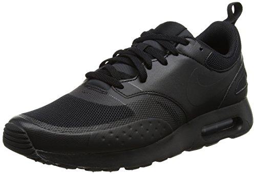 Nike Herren Air Max Vision 918230-001 Laufschuhe, Schwarz (Black/Black), 43 EU