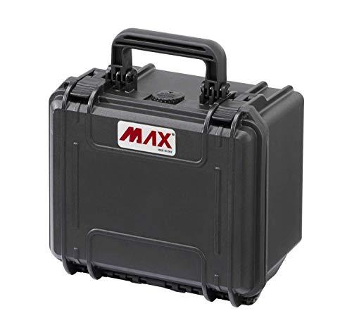 Max MAX235H155S Caso de Transporte, negro, Única