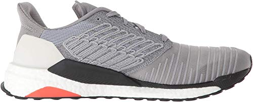 adidas Men's Solar Boost Running Shoe, Grey/Bold Onix/Grey, 11.5 M US