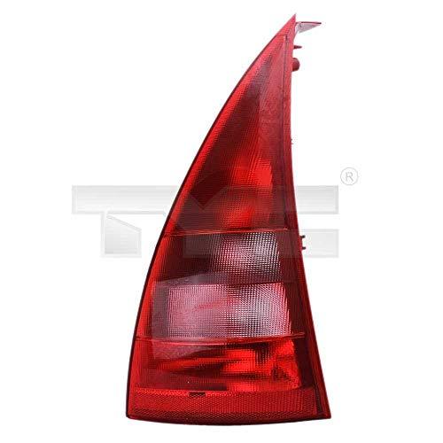Faro trasero derecho para modelo C3 (FC) año de construcción: 02/2002-09/2005, plástico sin portalámparas