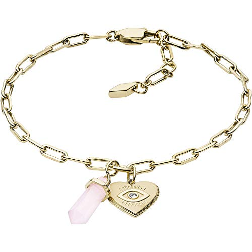 Fossil Jewelry Vintage Motifs JF03462710 Pulsera para Mujeres