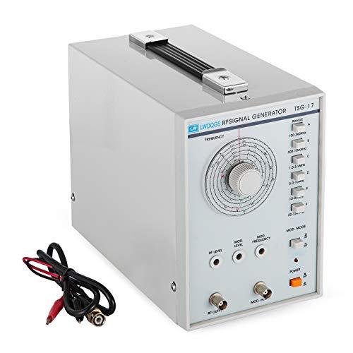 BananaB Hohe Präzision Generator TSG-17 100 kHz - 150 MHz High Frequency Signal Generator 220V Signalgenerator für Tankstellen Labor Forschung (TSG-17)