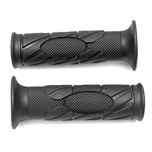 ZDSM 1PAIR 23mm Motorcycle Scooter Scooter Maneja Agarre para T-AotaO GY6 50cc 150cc