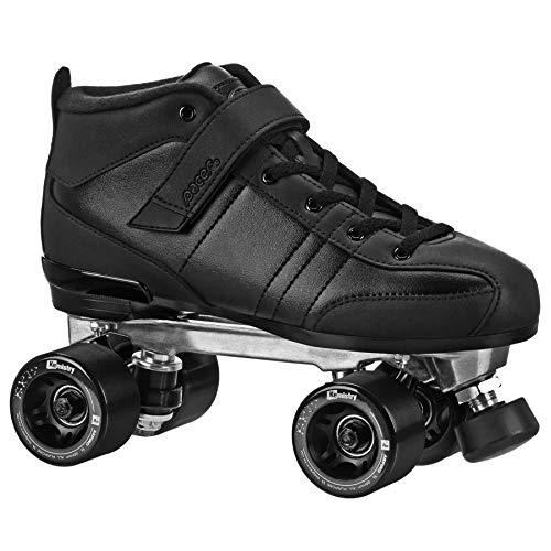 Pacer Aero Men's Roller Skate (Black, 10)