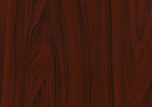 d-c-fix, Hölzer Mahagoni dunkel, 90 x 210 cm, selbstklebend