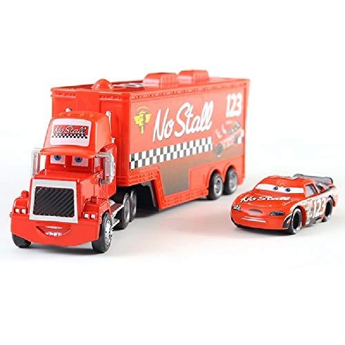 Generic Disney Disney Pixar Cars 3 No.123 Truck & Radiator Spring Metal Diecast Toy Car 1:55 Loose In Stock & 2