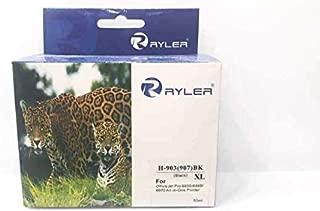 Ryler compatible Ink for HP H-903XL BK
