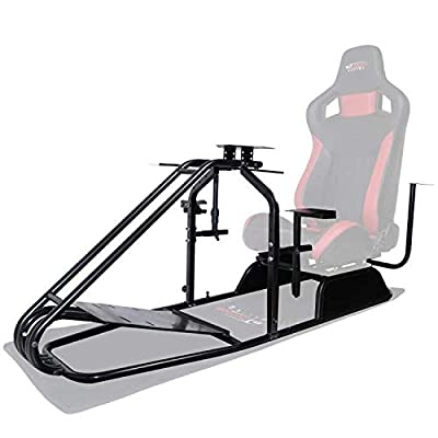 PRO Simulator Cockpit Frame only (No Seat)