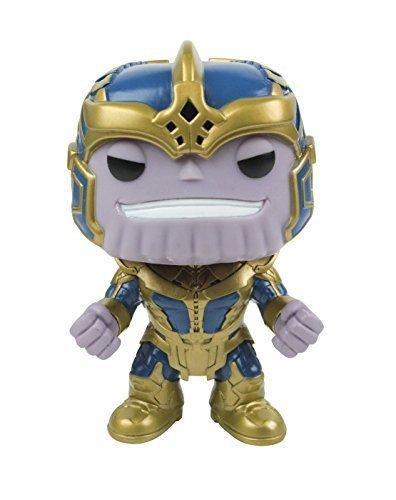 Funko POP! Marvel: Guardianes de la Galaxia: Thanos
