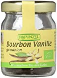 Rapunzel Vanillepulver Bourbon HIH, 1er Pack (1 x 15 g) - Bio