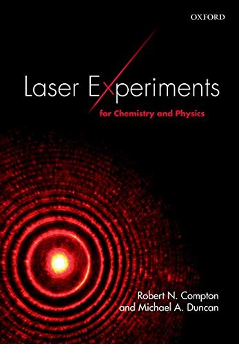Laser Experiments for Chemistry and…