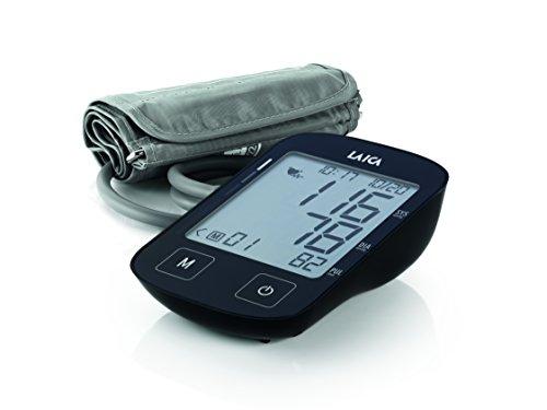 Laica Tensiómetro digital brazo color negro 420 g