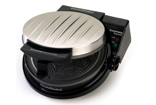 Chef'sChoice Krumkake Maker (Discontinued by Manufacturer)