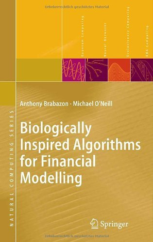 Biologically Inspired Algorithms for Financial Modelling (Natural Computing Series) (English Edition)