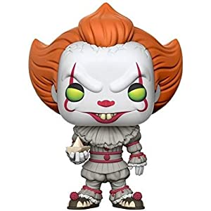 Funko – POP! 20176 Pennywise  with Boat –  Figura Vinilo