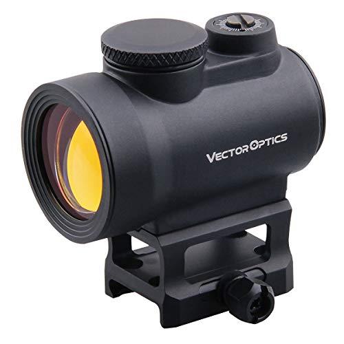 Vector Optics Centurion 1x30 戦術 ドットサイト 20mm レール対応 ハイマウント付属 実銃対応 実物 40000 ...