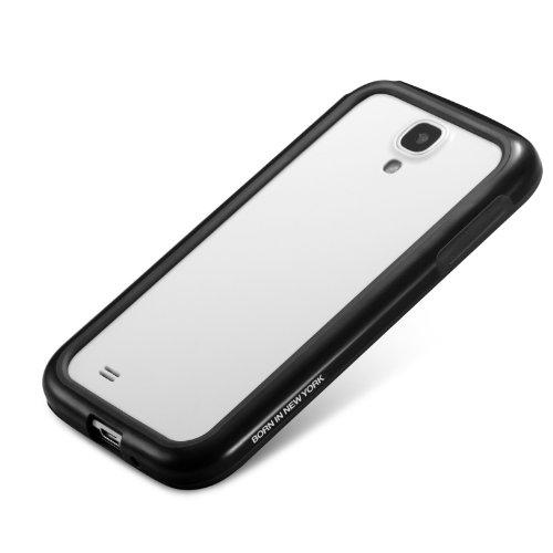 id America Cushi Band, hoogwaardig, voor Samsung Galaxy S4, zwart