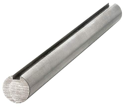 Keyed Shaft, Dia. 3/4 In, 36 In L, CS
