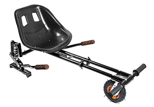 Suspension Hover Kart/Cart for Hover board Swegway Self Balance Scooter 6.5', 8', 10' & ALL TERRAIN