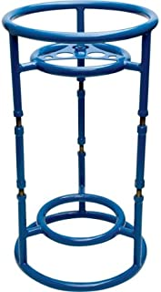Motion Pro 08-0477 Tire Station - Tire Changing Stand and Air Tank Holder