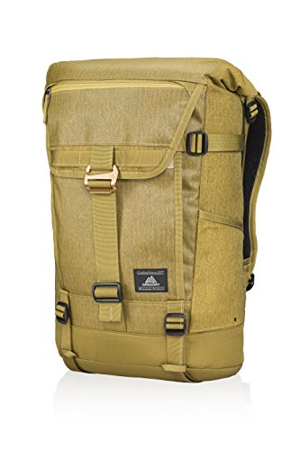 Gregory Mountain Products I-Street Backpack, Curbside Khaki, One Size