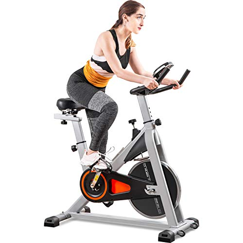 Why Should You Buy Merax Indoor Cycling Exercise Bike Cycle Trainer Adjustable Stationary Bike