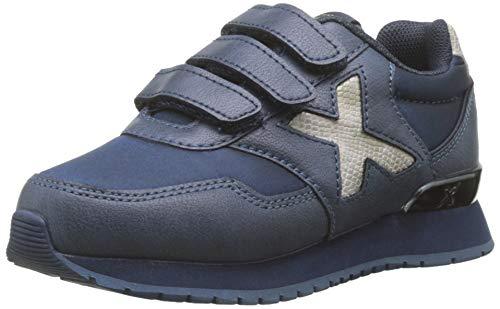 Munich Dash Kid VCO 50, Zapatillas de Deporte Niña, Azul (Marino 050), 29 EU