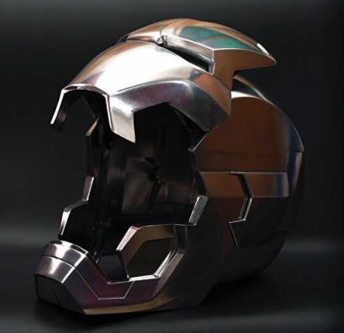 Gmasking 2017 Metal MK42 Wearable Adult Helmet 1:1 Props Replica