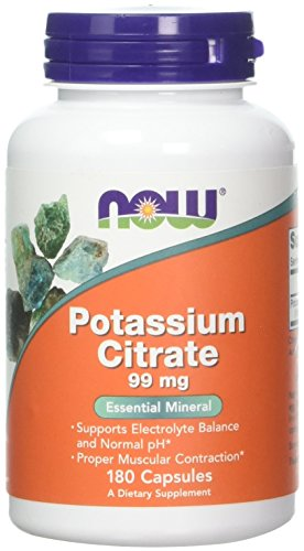 Potassium Citrate 99 mg 180 Capsules (Pack of 2)
