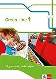 Green Line 1: 99 grammatische Übungen mit Lösungen