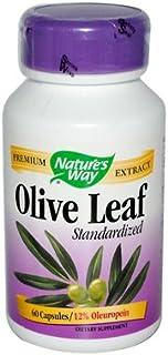 Olive Leaf Std 60 Capsules ( Multi-Pack)