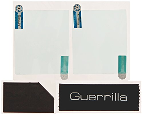 Guerrilla Military Grade Screen Protector for HP Prime Graphing Calculators, 2-Pack Photo #2
